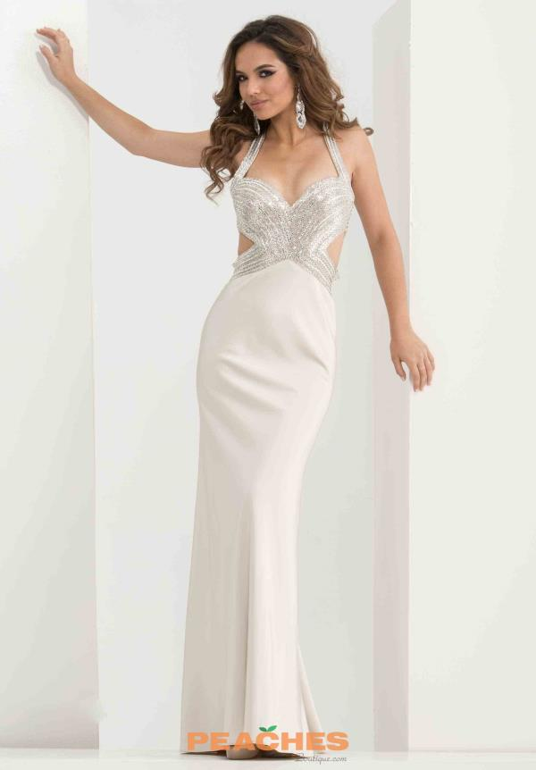 Jasz Couture Sexy Cut Out Dress 5625