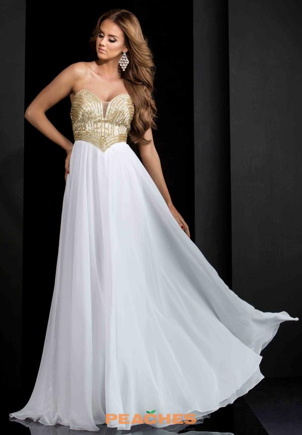 Jasz Couture Sweetheart Neckline Prom Dress 5640