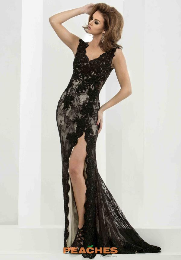 Jasz Couture Amazing Lace Dress 5663