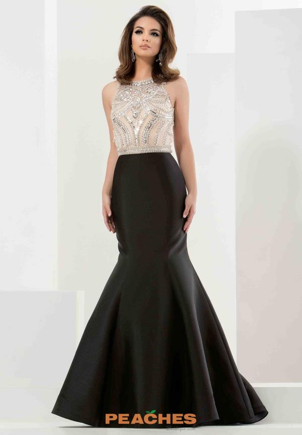 Jasz Couture Beaded Mermaid Dress 5734
