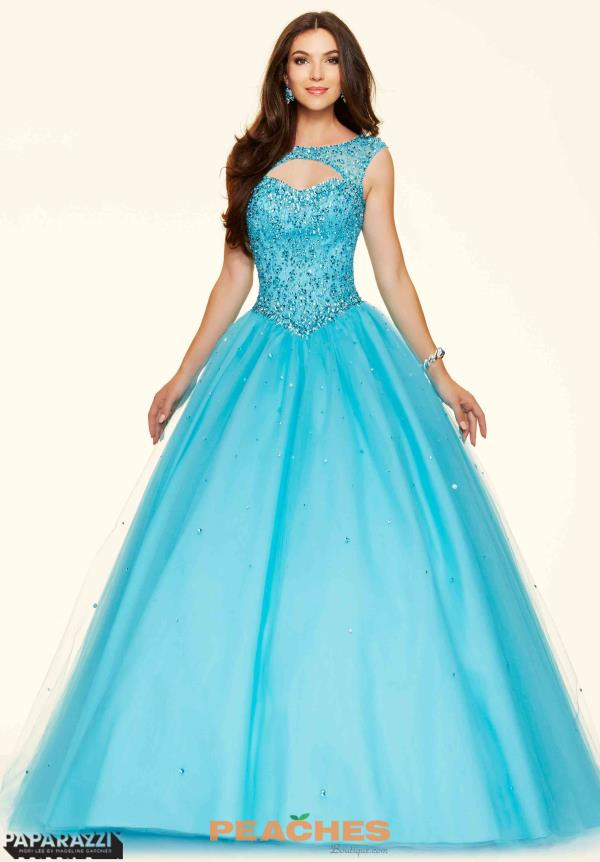 Mori Lee Sweet Sixteen Ball Gown 98033