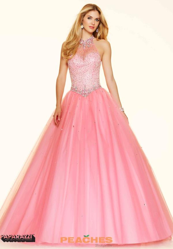 Mori Lee Sweet Sixteen Ball Gown 98104