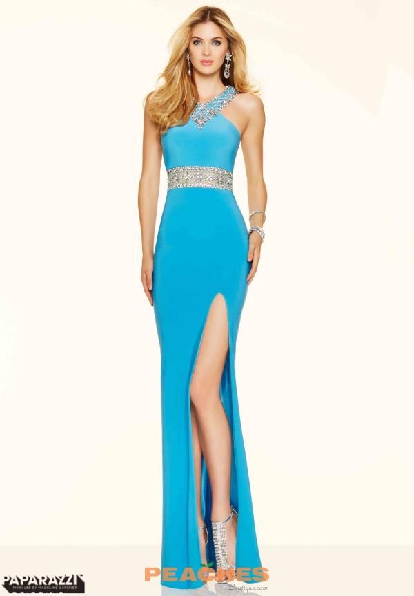 Mori Lee Two Piece Fitted Dress 98116