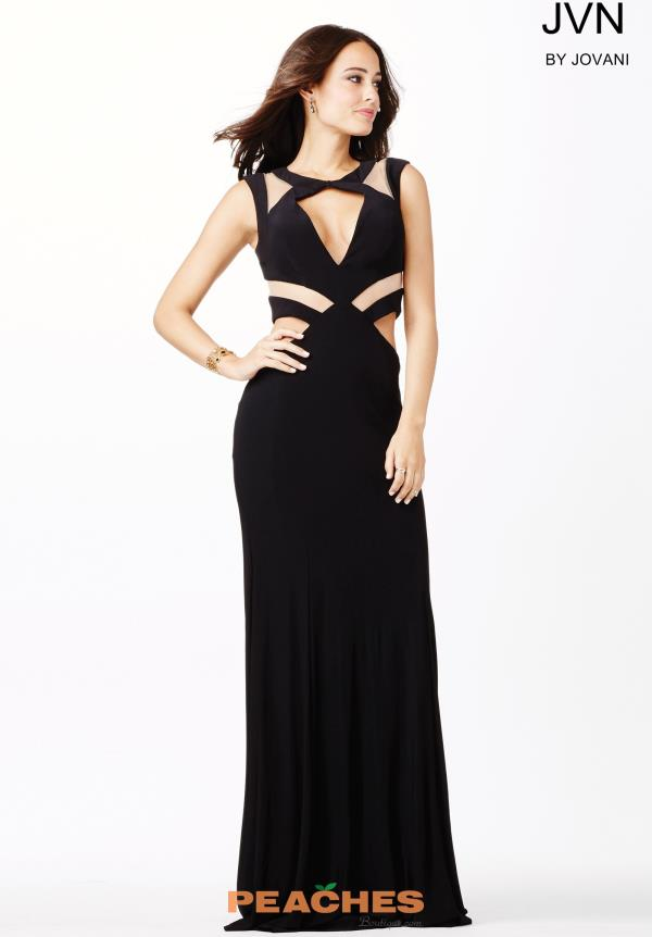 Sexy Cut Out JVN by Jovani Dress JVN33419