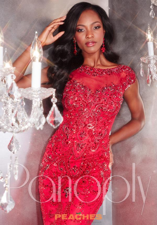 Panoply Sleeved Beaded Dress 44280