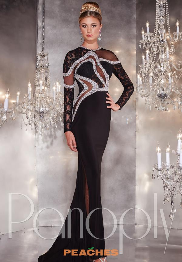 Long Sexy Panoply Dress 14736