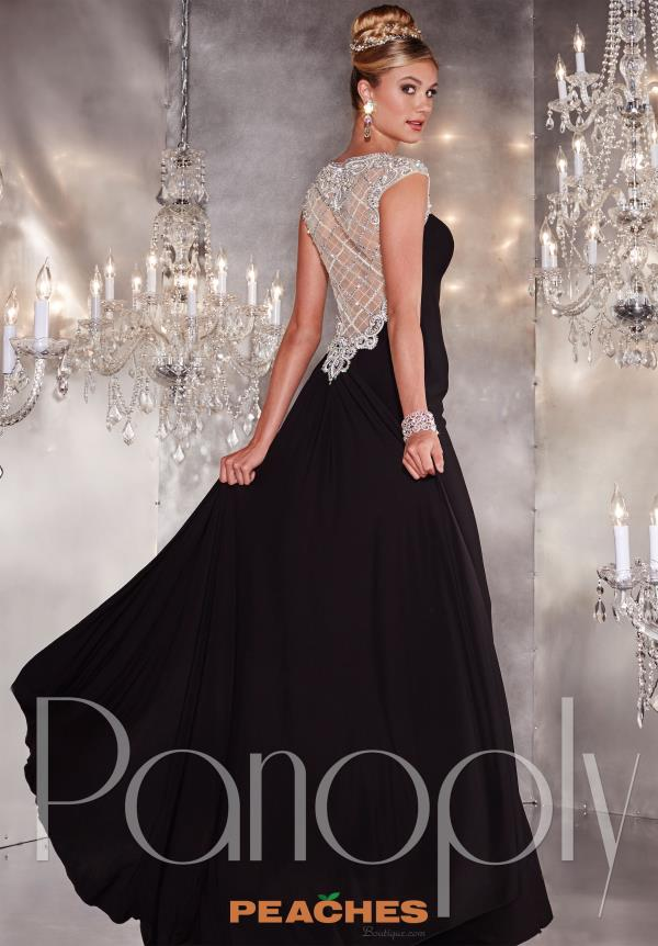 Panoply Jersey Fitted Dress 14780