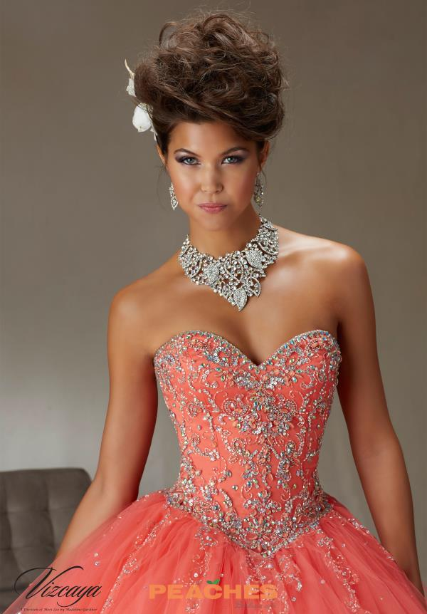 Vizcaya Quinceanera Ball Gown 89062