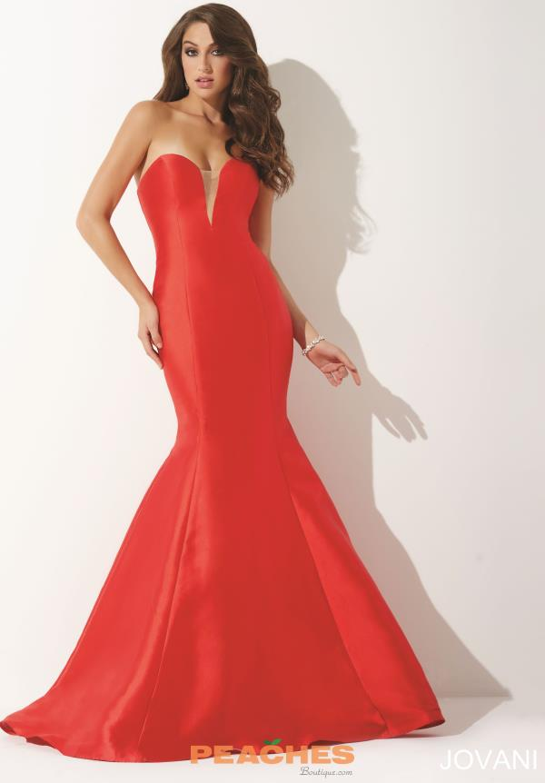Jovani Sweetheart Mermaid Dress 31508