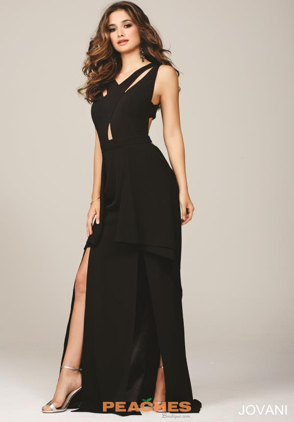 Jovani Long Fitted Dress 32119