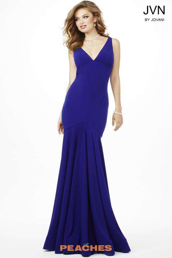 Sexy V- Neckline JVN by Jovani Dress JVN33055