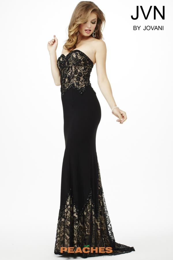 JVN by Jovani Jesey Lace Dress JVN36762