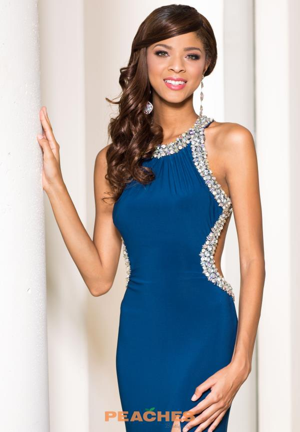 Sean Cut Out Fitted Dress 50838