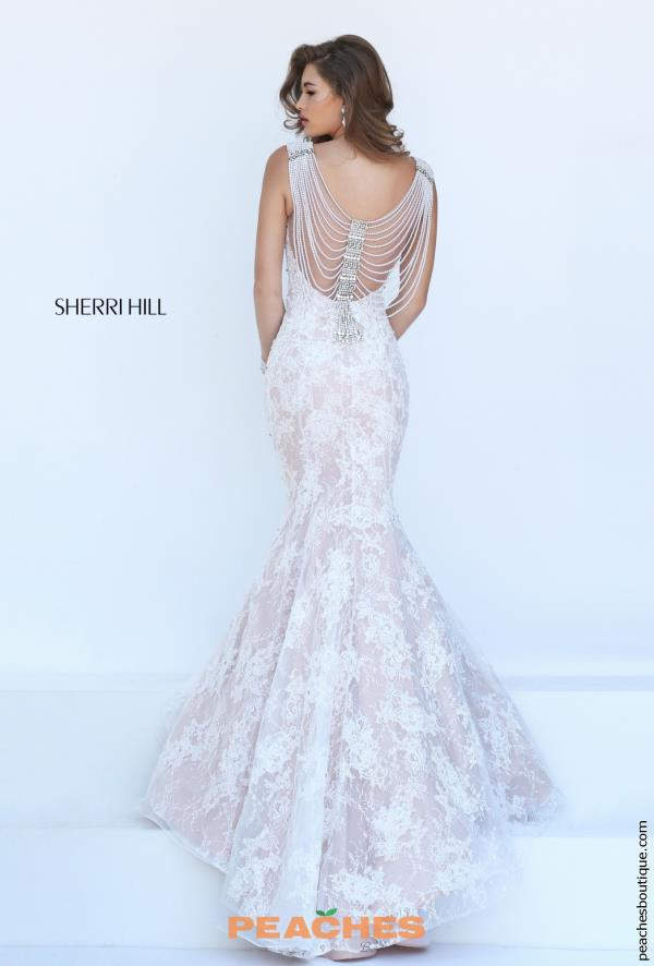 Beautiful Lace Sherri Hill Dress 11334
