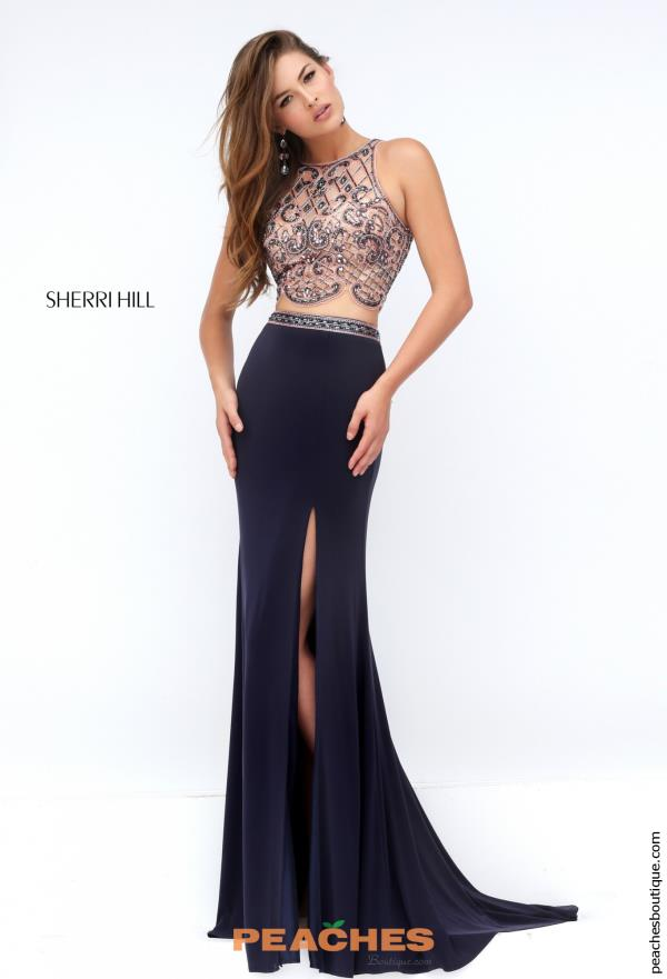 Sherri Hill Dress 50157 | PeachesBoutique.com