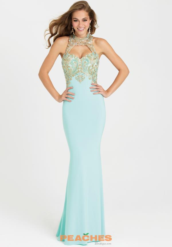 Open Back Dresses 16
