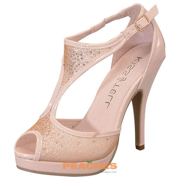 Deliz-61 heels by Kiss & Tell Footwear