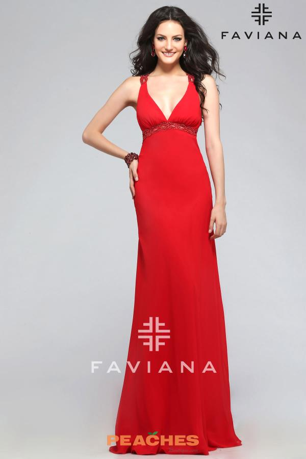 Elegant Faviana Dress 6120