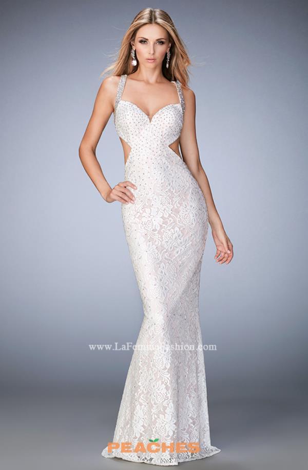 4a592091423 La Femme Dress 22740 | PeachesBoutique.com