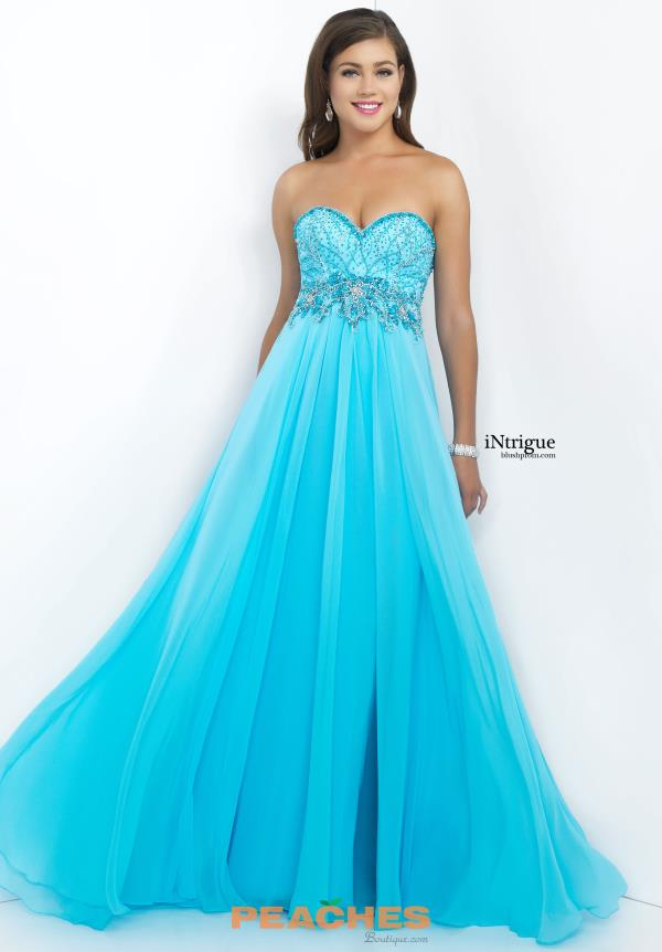 Beaded Sweetheart Intrigue by Blush Prom Dress 125
