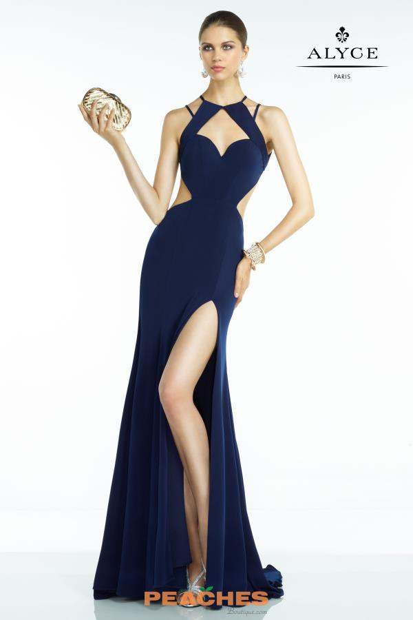 Amazing Long B'Dazzle Dress 35772