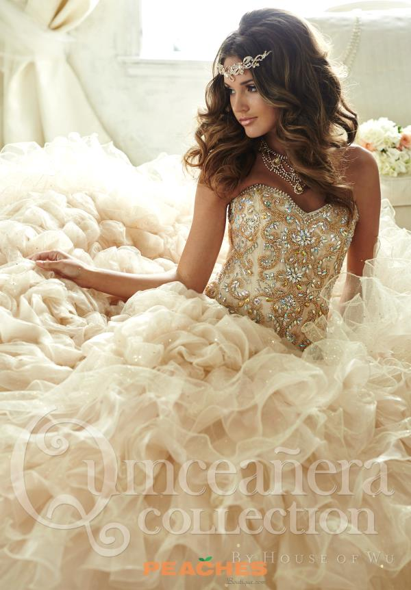 Tiffany Quinceanera Gown 26816