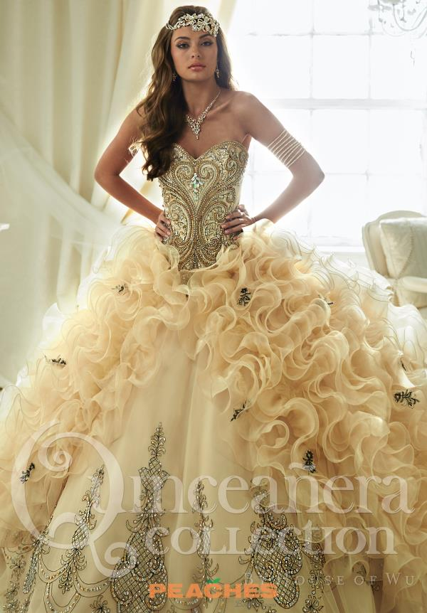 Tiffany Quinceanera Gown 26819