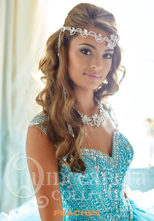 Tiffany Beaded Sweetheart Quinceanera Dress 26822