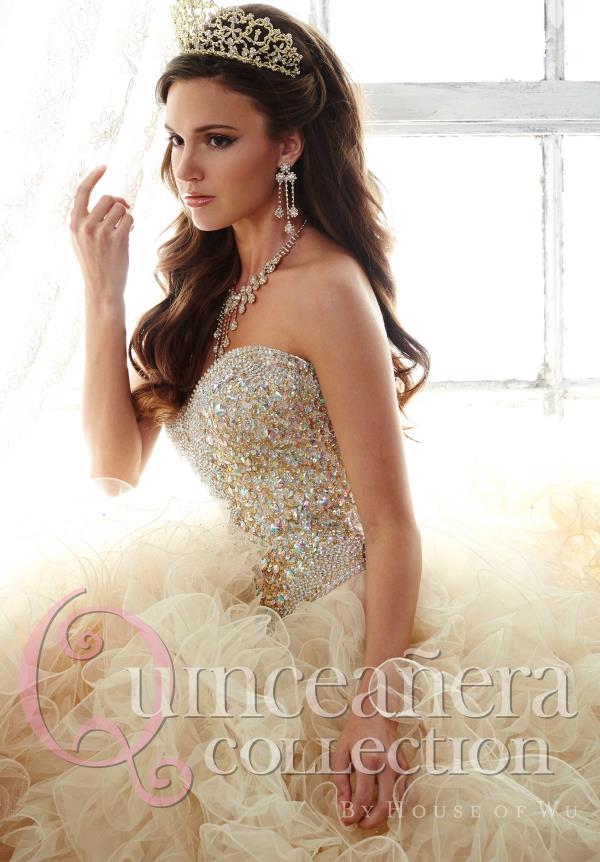 Tiffany Quinceanera Gown 26806