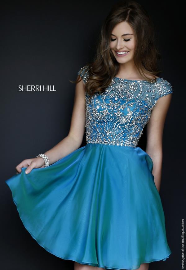 Sherri Hill Short Dress 32320  110073a56