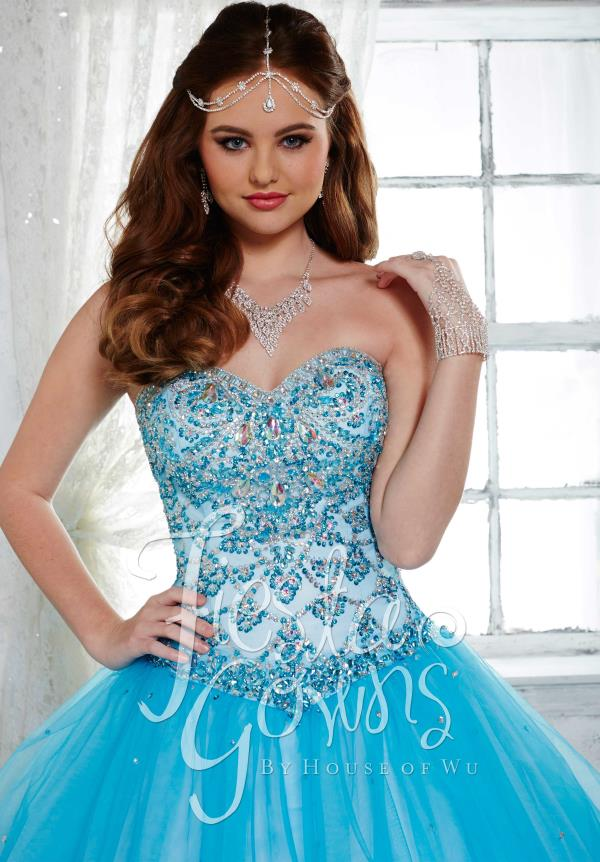 Tiffany Quinceanera Gown 56280