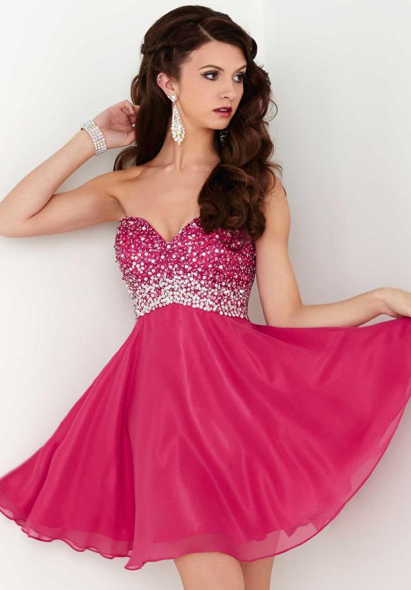 Hannah S Chiffon Prom Dress 27045