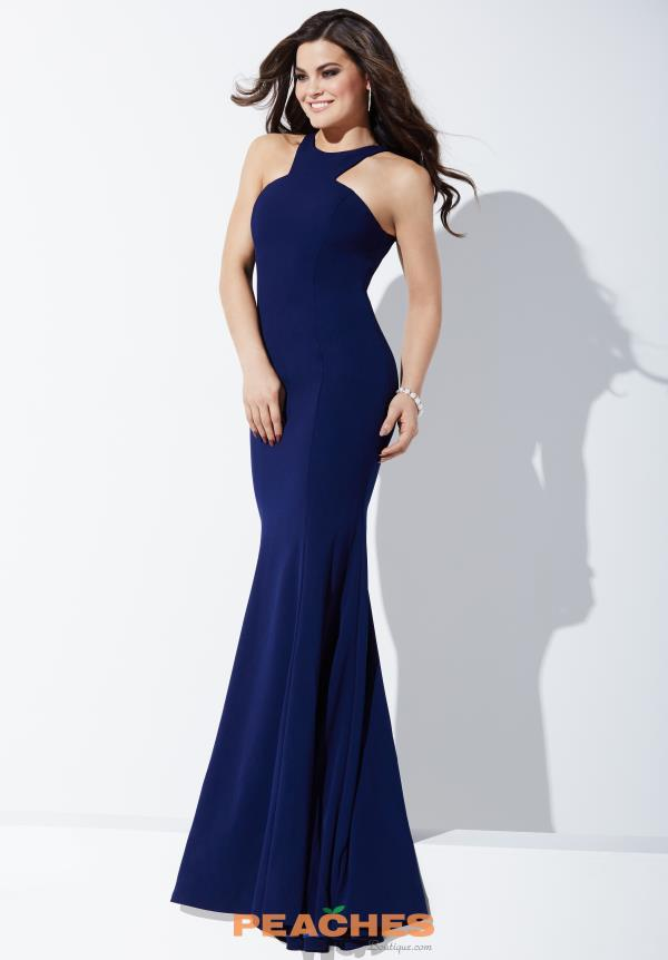 Jovani Long Fitted Dress 26968