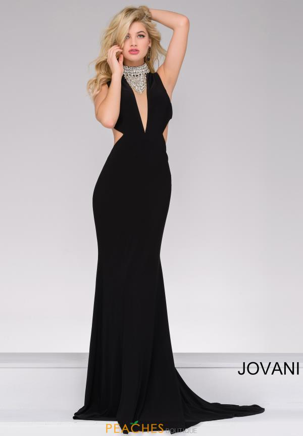 Sexy Fitted Jovani Dress 36971