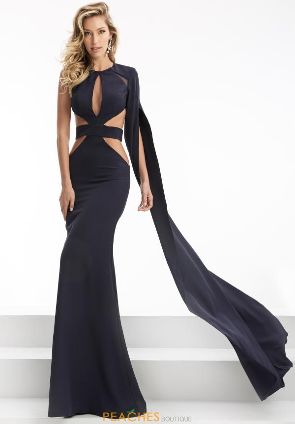 Sexy Jersey Jasz Couture Dress 5951