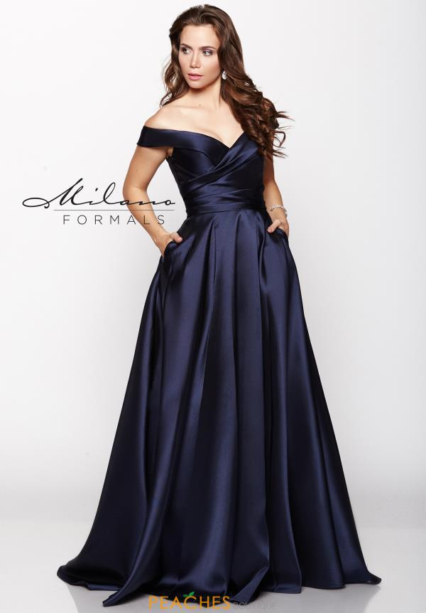 Military Ball Dresses | Peaches Boutique