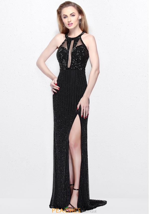 Primavera Long Fitted Dress 1816