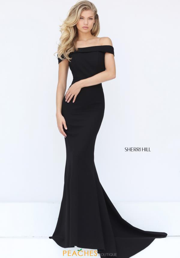 Fitted Prom Dresses - Peaches Boutique