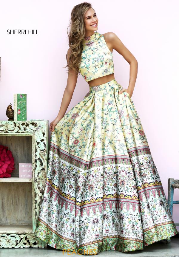 Sherri Hill Dress 50783