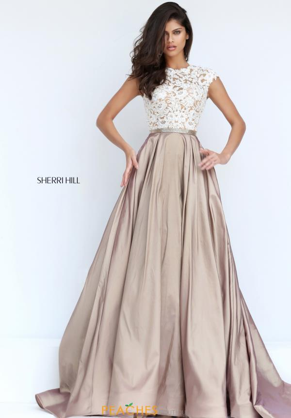 Sherri Hill Dress 50843 Peachesboutiquecom