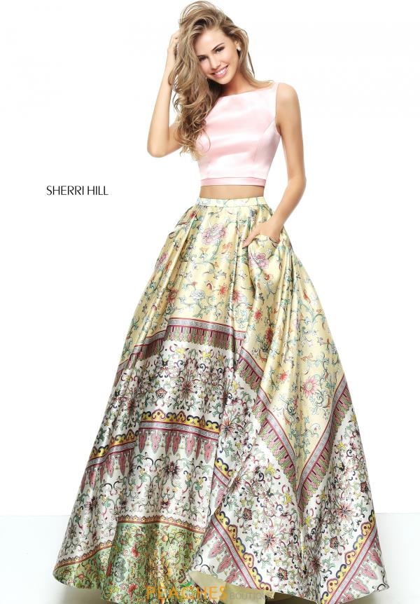 Sherri Hill Dress 50924