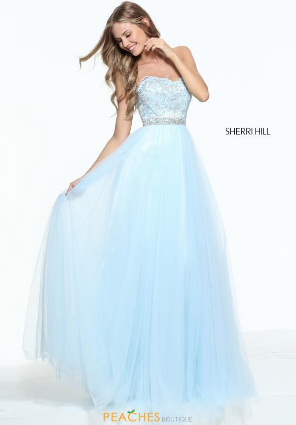 sherri hill dress 51045 peachesboutiquecom