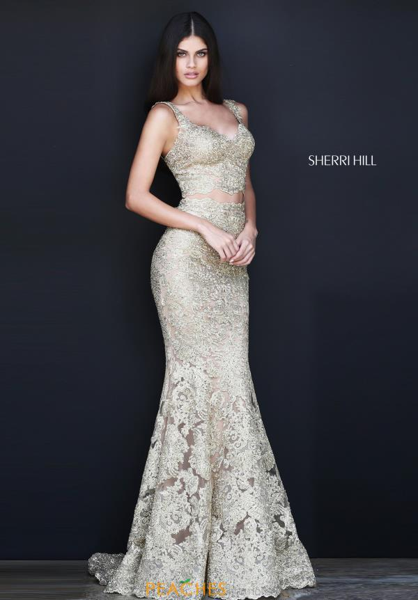 Sherri Hill Dress 51192 | PeachesBoutique.com