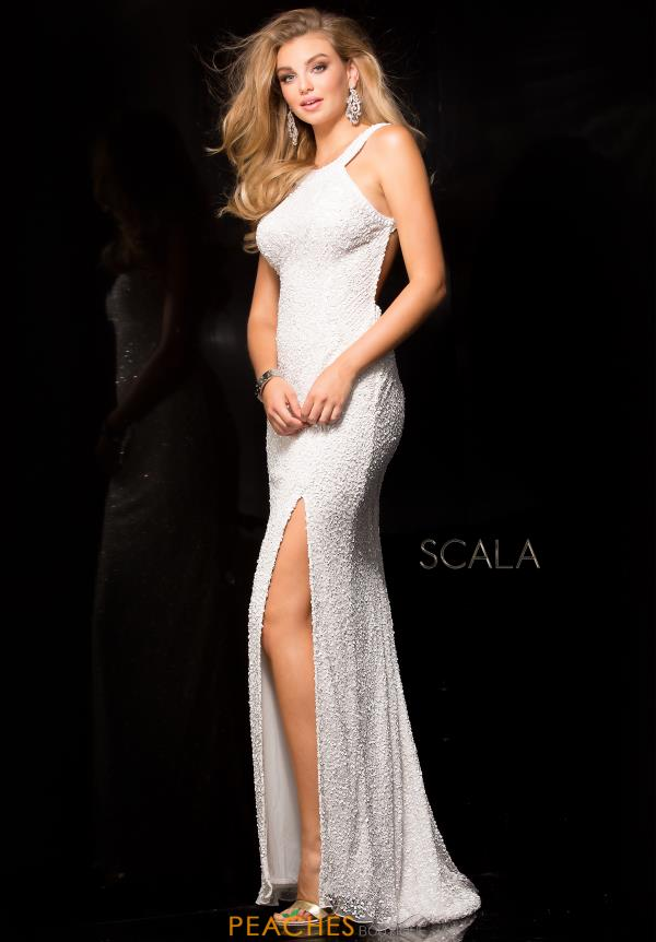 Gorgeous Beaded Scala Dress 48564