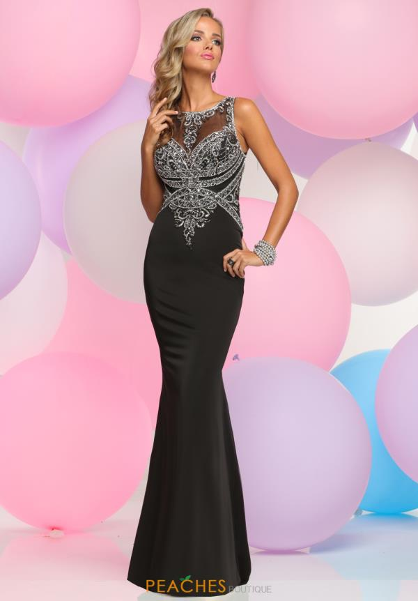 Zoey Grey Fitted Satin Dress 30918