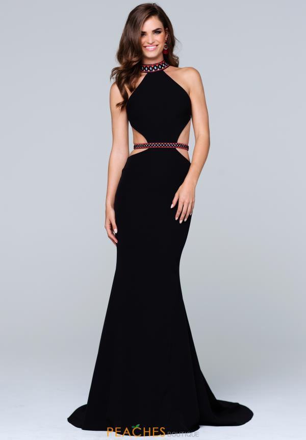 Tarik Ediz Sexy Mermaid Dress 50115