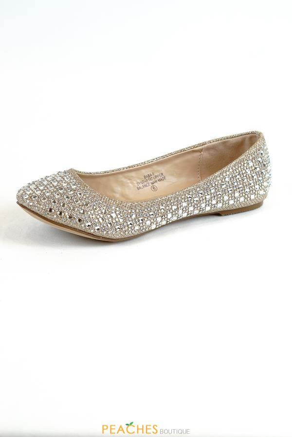 Baba-1 flats by Blossom Footwear