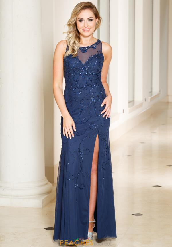 Sean Formal Fitted Dress 50988