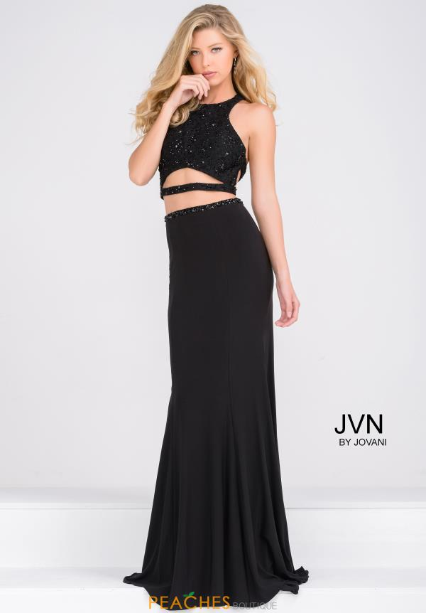 JVN by Jovani Two Piece Jersey Dress JVN40323