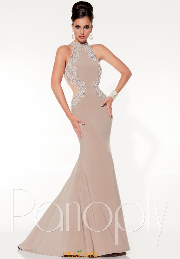 Panoply Long Jersey Dress 14794